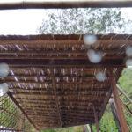 www.permacultura.xyz construye techos de tierra en la casa de Arturo Muñoz y Liliana Bolaños ubicada en la vereda Matarredonda en el Departamento de Nariño en Colombia