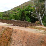permacultura.xyz minga para la construcción de techos de tierra en la vereda Matarredonda, Nariño, Colombia.